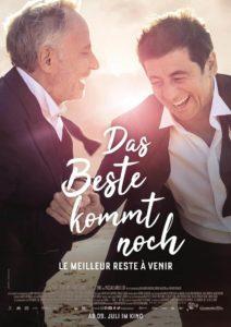 DAS BESTE KOMMT NOCH - LE MEILLEUR RESTE À VENIR 2020 Film Kaufen Shop News Kino Kritik Trailer