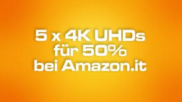 Deal Amazon.it 5 für 50% Rabatt Artikelbild Warner bros. kaufen sparen shop