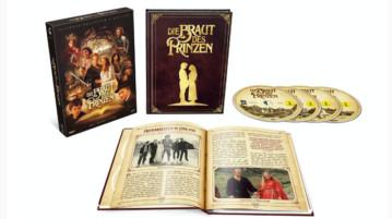 Die Braut des Prinzen 4K Ultra HD Ultimate Collector's Edition 1987 Film Kaufen Shop News Trailer Review Kritik