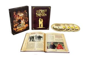 Die Braut des Prinzen 4K Ultra HD Ultimate Collector's Edition 1987 Film Kaufen Shop News Trailer Review Kritik