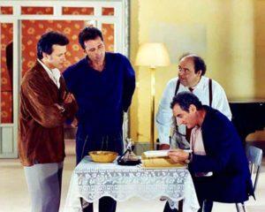 Dinner für Spinner 2005 Film Kaufen Shop News Kritik Review
