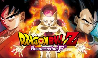 Dragon Ball Z Ressurection F 2015 Film Kaufen Shop News Review Kritik Streaming