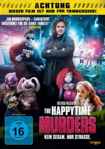 The Happytime Murders Review Cover Film Kaufen Shop Review News Kritik