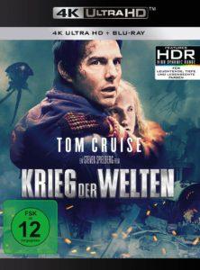 Krieg der Welten 2005 Film 4K UHD Kaufen Shop News Review Kritik