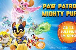 PAW PATROL MIGHTY PUPS Kino Film Trailer 2020