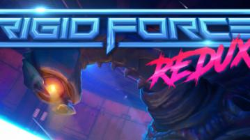 Rigid Force Redux Switch Review kritik News Spiel Kaufen Shop