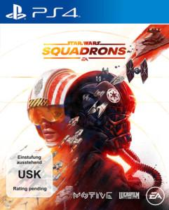 Star Wars Squadrons Game PS4 XBox One 2020 Cover shop kaufen