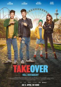 TAKEOVER - VOLL VERTAUSCHT Film 2020 Lochies Kinofilm Kino Plakat