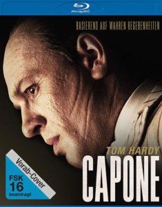 tom Hardy Capone Film 2020 Blu-ray cover shop kaufen