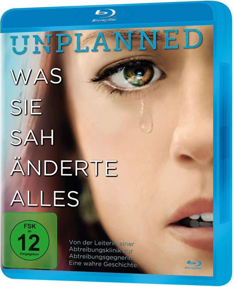 UNPLANNED – Was sie sah änderte alles 2019 Film kaufen Shop News Trailer Kritik