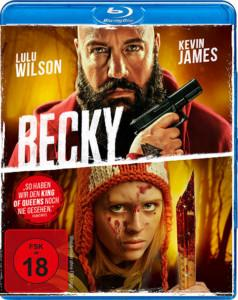 Becky Film 2020 Blu-ray Cover shop kaufen