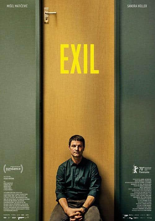 Exil Film 2020 Kino Plakat