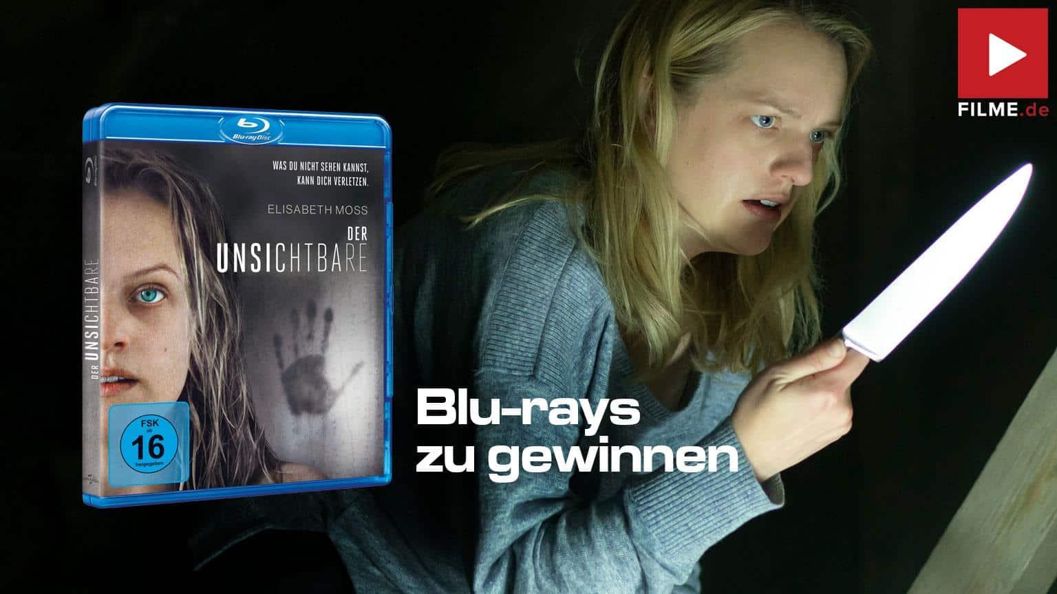 Der Unsichtbare Gewinnspiel Film 2020 shop kaufen Artikelbild