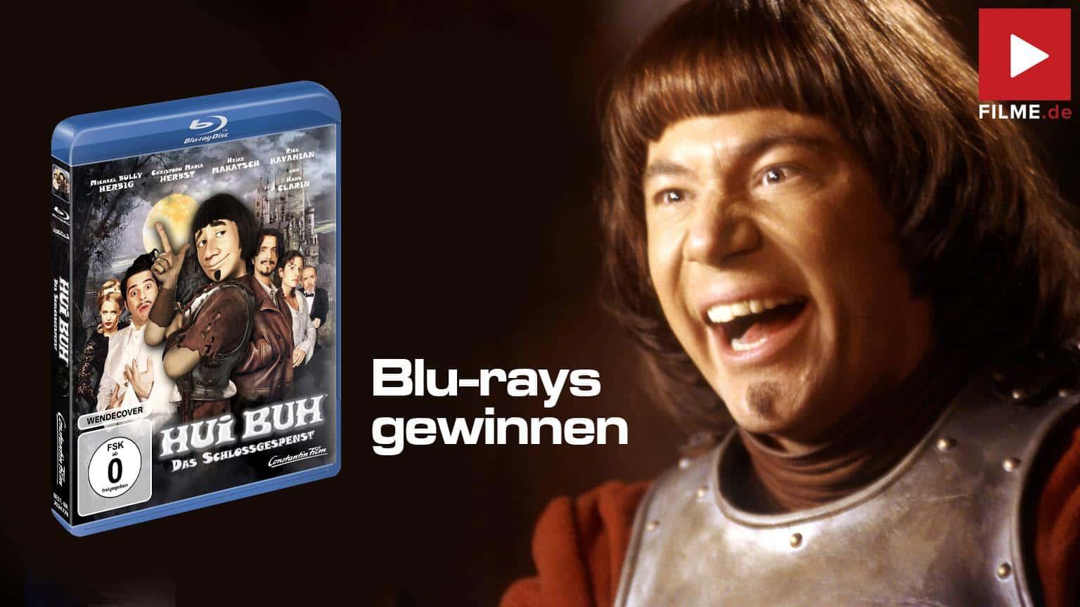Hui Buh - Das Schloßgespenst [Blu-ray] Gewinnspiel gewinnen shop kaufen Film 2006 Artikelbild