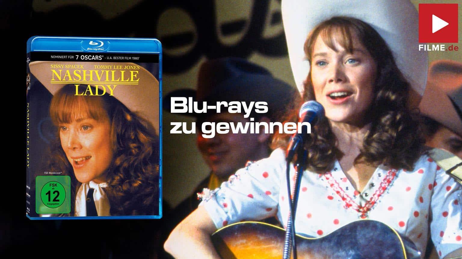 Nashville Lady Gewinnspiel Blu-ray COver shop kaufen gewinnen Artikelbild