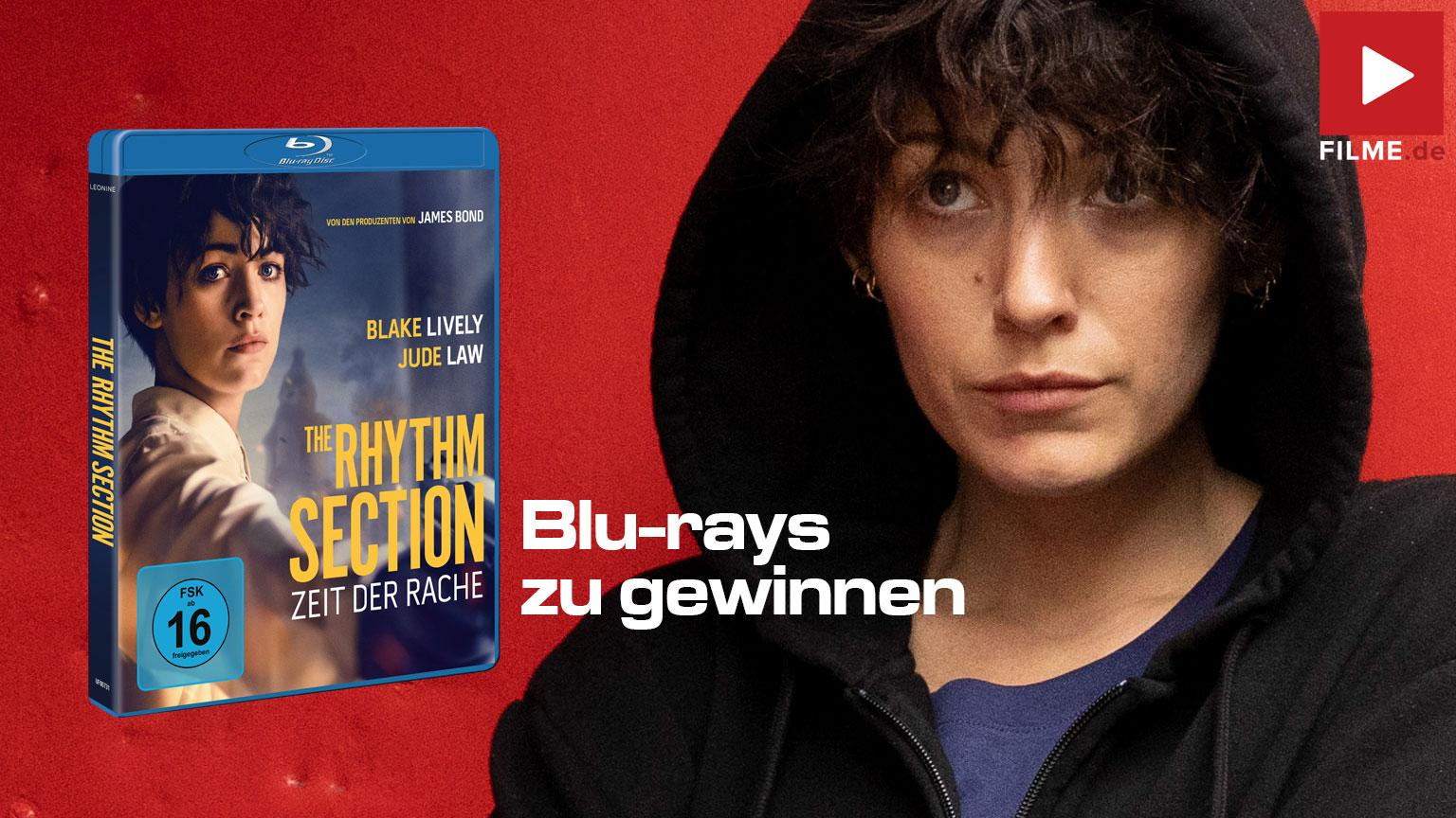 The Rhythm Section Gewinnspiel Film 2020 Artikelbild