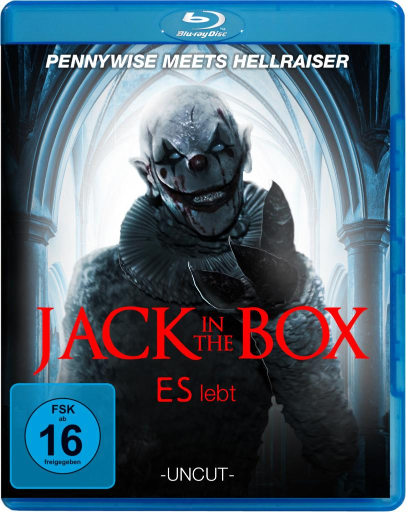 Jack in the Box Film Horror 2020 Blu-ray Cover shop kaufen