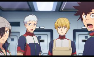 Astra Lost in Space Vol.1 2019 Serie Anime Film Manga News Shop Kaufen Review Trailer Kritik
