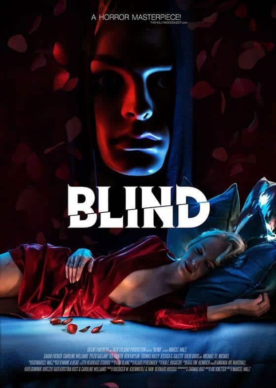 Blind Film 2020 2021 Kino Film Plakat