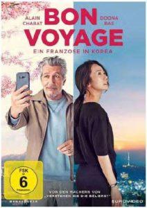 BON VOYAGE – EIN FRANZOSE IN KOREA 2019 Film kaufen Shop News Kritik