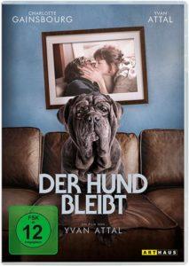 Der HUnd bleibt Film 2020 2019 DVD Cover shop kaufen Review Kritik
