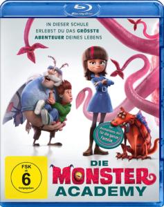 DIE MONSTER ACADEMY 2020 Animation Film KAufen Shop News Trailer Kritik