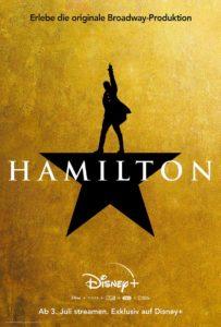 Hamilton Film Musical 2020 Disney+ Kaufen Shop News Review Trailer Kritik