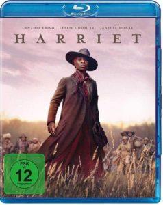 Harriet - Der Weg in die Freiheit [Blu-ray] Cover shop kaufen