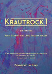 KRAUTROCK 1 2019 Kino Film Kaufen Shop News Kritik Trailer