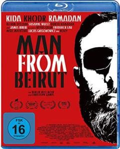 Man from Beirut Film 2020 Blu-ray Cover shop kaufen