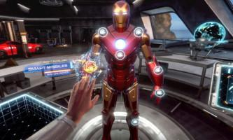 Marvel's Iron Man VR 2020 Spiel Konsole Shop Kaufen Review Kritik News