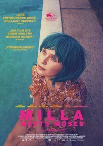 Milla meets Moses Film 2020 Kino start Film Plakat