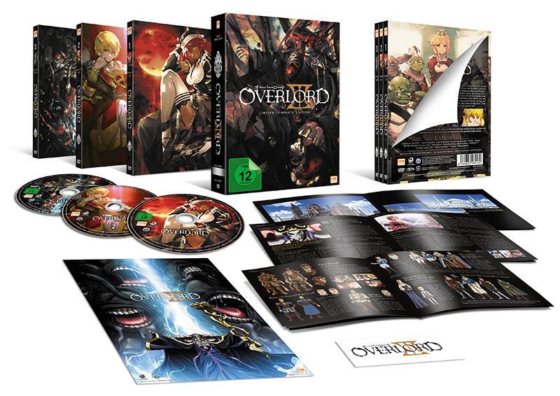 OVERLORD iii OVERLORD 3 2020 Serie Anime kaufenTrailer deutsch News Kritik