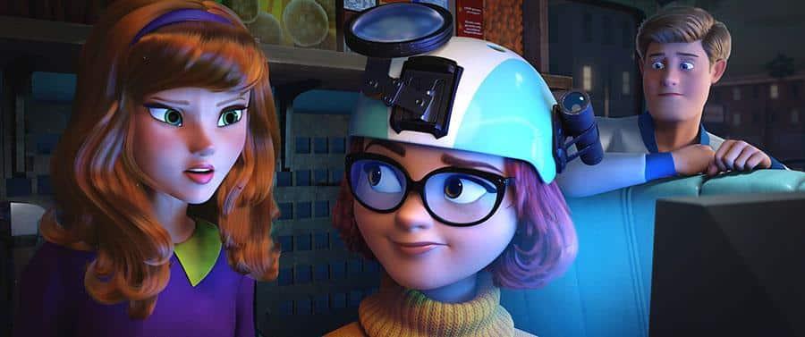 Scooby Voll verwedelt Film 2020 Review Kritik digital download shop kaufen Szenenbild