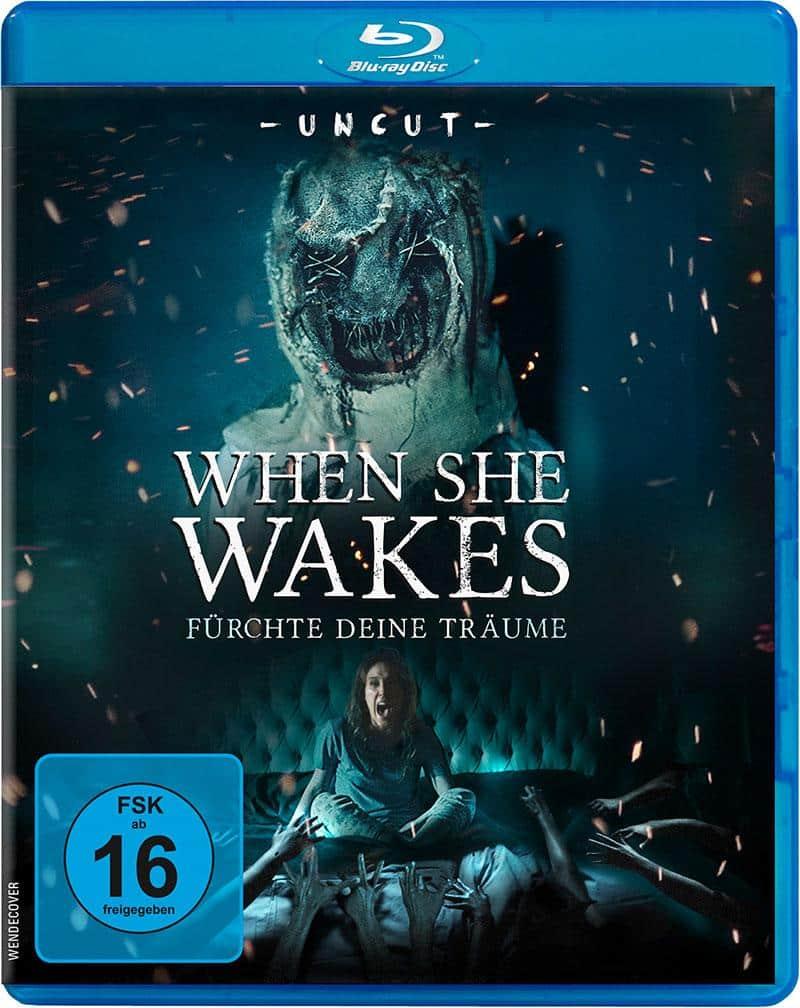 When she wakes – Fürchte deine Träume 2019 Film kaufen Shop News Trailer Kritik Review