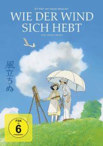 Wie der Wind sich hebt 2013 Film Anime Ghibli Shop Kaufen News Review Kritik