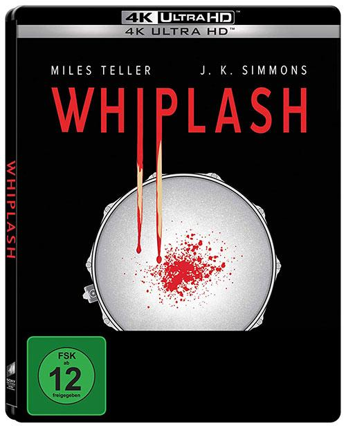 Whiplash (4K UHD Steelbook) Exklusiv bei Amazon.de [Blu-ray] Cover shop kaufen