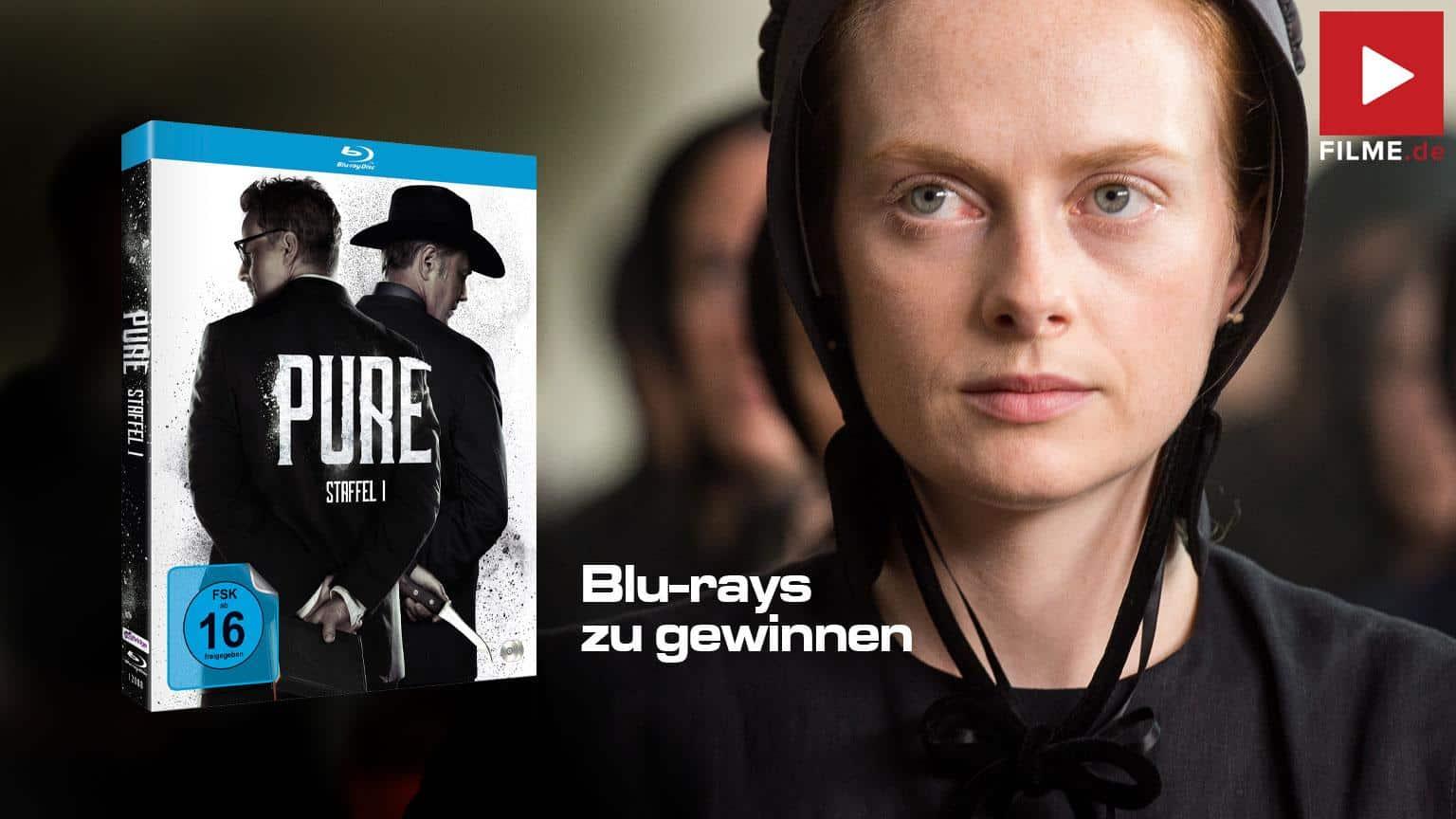 Gewinnspiel Pure Gut Gegen Böse Staffel 1 Blu-ray DVD gewinnen Artikelbild shop kaufen