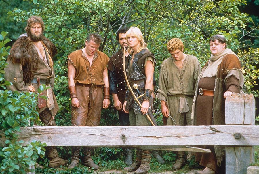 Robin Hood (1984) Die komplette Serie Blu-ray Review Kritik Blu-ray Cover Szenenbild shop kaufen