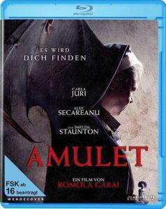 Amulett Film 2020 Blu-ray Cover shop kaufen
