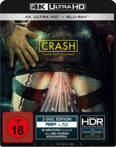 Crash (4K Ultra HD + Blu-ray 2D) Cover shop kaufen