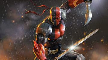 Deathstroke: Knights and Dragons Film Animation DC Anti Held News Trailer Kritik Shop Kaufen