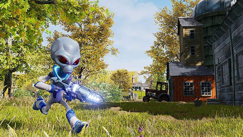 Destroy All Humans! 2005 2020 Spiel PS4 Konsole Kaufen Shop News Review Kritik