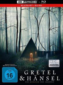 Gretel und Hänsel 4K UHD Mediabook Collectors Edition Cover shop kaufen