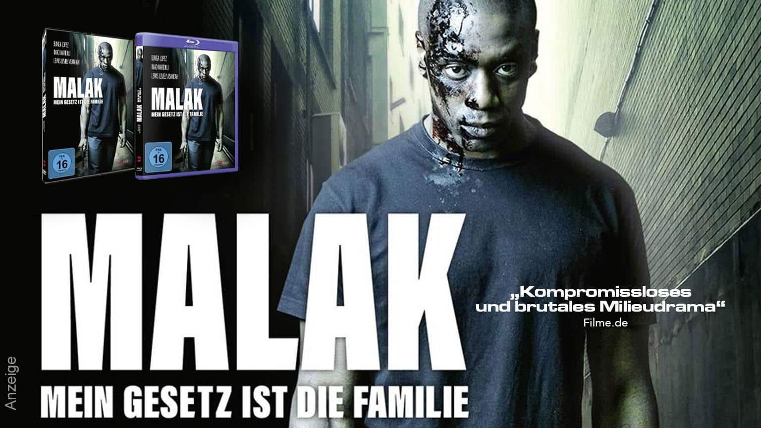 Malak Film 2020 shop kaufen Blu-ray DVD Anzeige