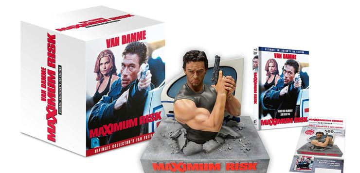 Maximum Risk (Uncut Version - Ultimate Collector´s Fan Edition) Exklusiv bei Amazon.de [Blu-ray] shop kaufen Artikelbild
