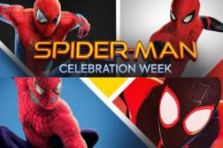 Spider-Man Celebration Woche Amazon.de Deal sparen kaufen shop Artikelbild