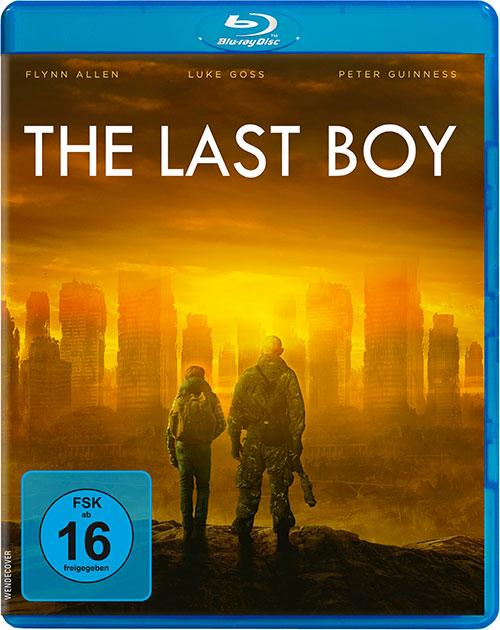 The last Boy Film 2019 Blu-ray Cover shop kaufen