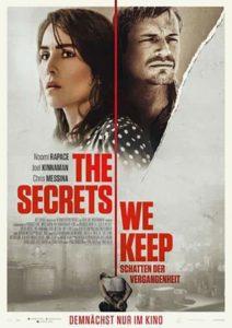 THE SECRETS WE KEEP - SCHATTEN DER VERGANGENHEIT Film 2020 Kino Plakat