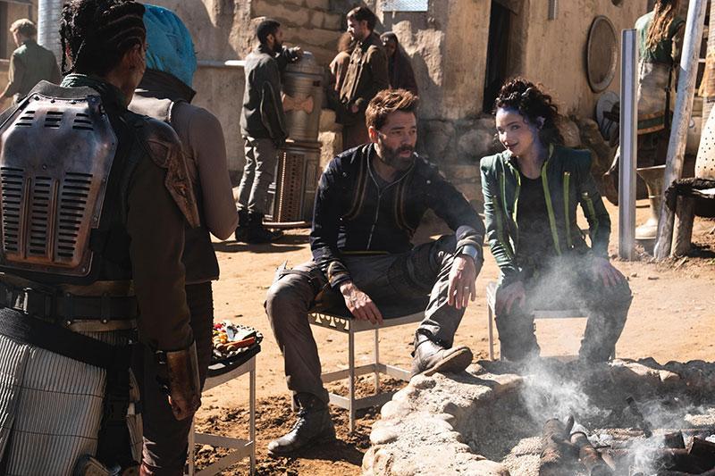Vagrant Queen 2019 Serie Film Kaufen Shop News Trailer Review Kritik